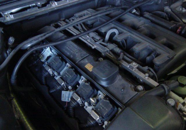 3シリーズ E46 320i エンジン不調、エンジンチェックランプ点灯