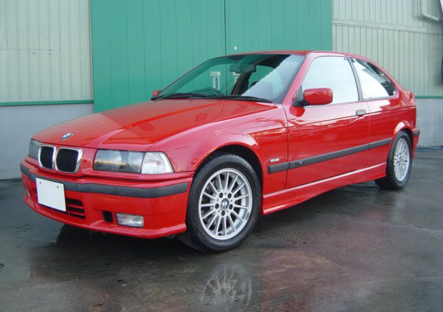 3シリーズ E36 318tiMスポーツ