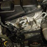 3シリーズ E46 318iMスポーツ オイル漏れ修理 つづき