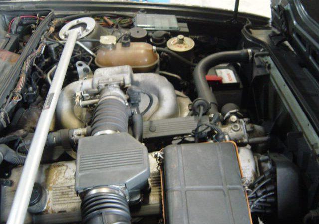 6シリーズ E24 635CSi メンテナンス