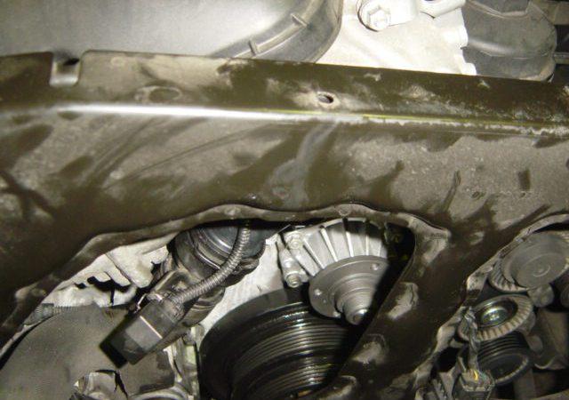 E85 Z4 3.0i 車検整備