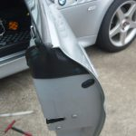 Z3 E36 Z3ロードスター 板金塗装