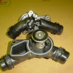 3シリーズ E46 325iツーリングMスポーツ 冷却水漏れ修理