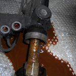 3シリーズ E46 318i オイル漏れ修理