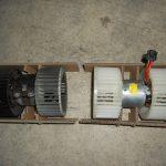 3シリーズ E46 318i エアコン風が出ない。