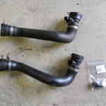3シリーズ E46 325iツーリングMスポーツ 冷却水漏れ修理つづき