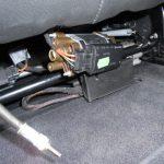 5シリーズ E39 530iツーリング パワーシート修理