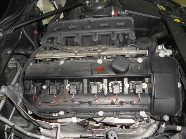 【中古bmw情報】bmw直列6気筒エンジンのタペットカバーパッキン交換 187 車の町医者 Dr Bmw