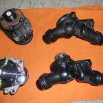 3シリーズ E46 330iMスポーツ 冷却水漏れ修理