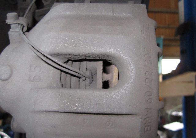 5シリーズ E34 525iスポーツパッケージ 車検