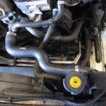 3シリーズ E46 318iツーリング ラジエターホース交換