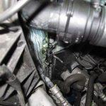 3シリーズ E91 320iツーリング 冷却水漏れ