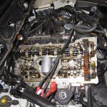 3シリーズ E91 320iツーリング エンジンチェックランプ点灯