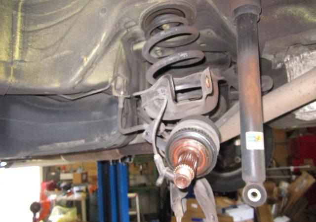 3シリーズ E36 318isスポーツパッケージ 修理とメンテナンス