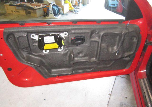 3シリーズ E36 318tiスポーツパッケージ 左ウインドーレギュレータ交換