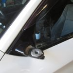X1 E84 18i S-Drive Mスポーツ ドアミラー交換