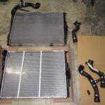1シリーズ E87 118i 冷却水漏れ修理