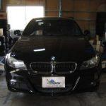 3シリーズ E90 320iMスポーツ LCI 納車点検整備