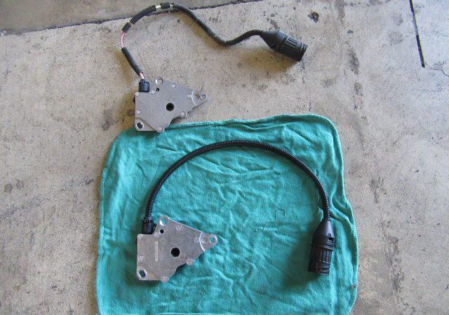 5シリーズ E39 525iセレクション トランスプログラム点灯