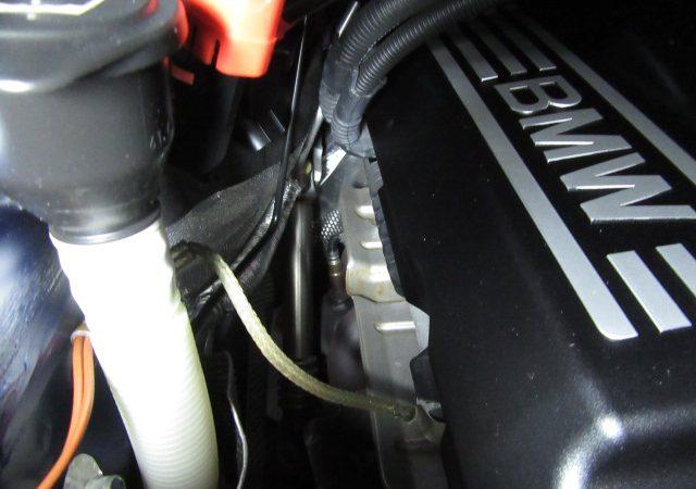 3シリーズ E90 320iMスポーツ 納車点検