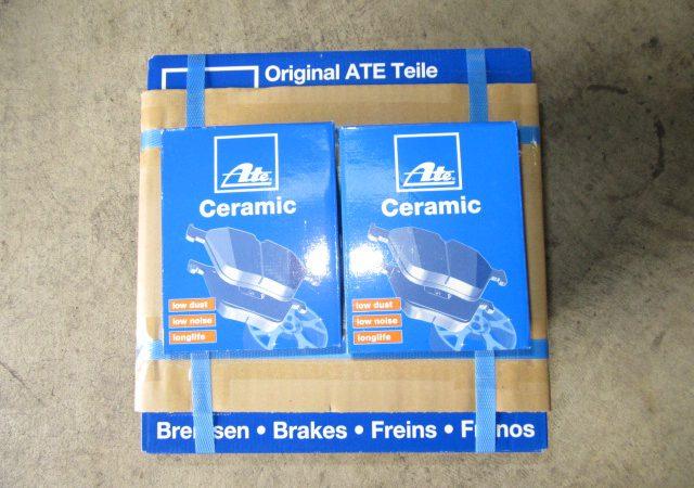 3シリーズ E46 318iMスポーツ ブレーキ交換