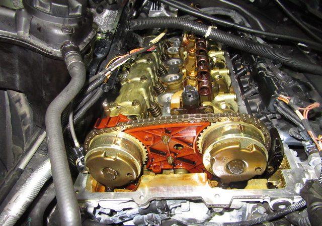 3シリーズ E91 325iツーリング Mスポーツ タペットカバーパッキン交換