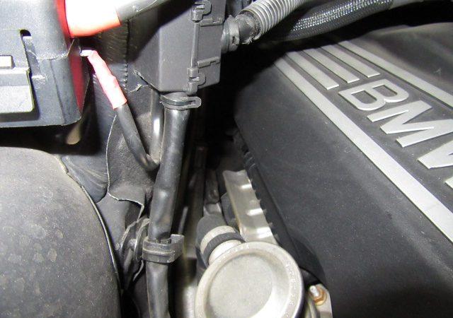 3シリーズ E46 318iツーリングMスポーツ 納車点検