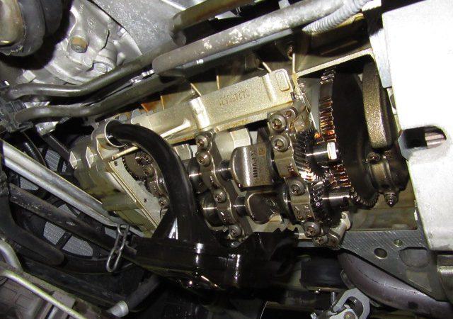 3シリーズ E46 318iツーリングMスポーツ 納車点検整備