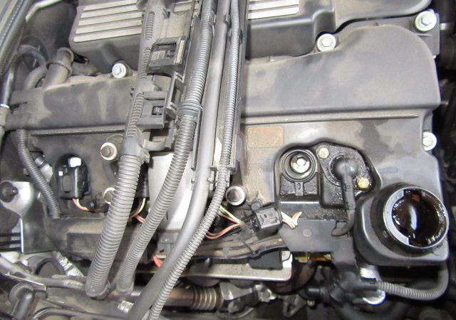 3シリーズ E90 320i25thアニバーサリー エンジン不調