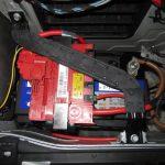 3シリーズ E91 320iツーリングMスポーツ バッテリ交換