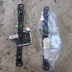 3シリーズ E91 325iツーリング Mスポーツ 左リアパワーウインドレギュレータ交換
