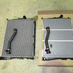 3シリーズ E46 318iツーリング 冷却水漏れ修理