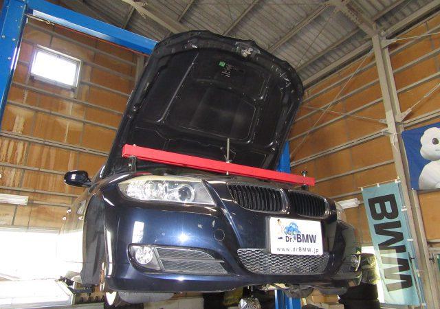 3シリーズ E90 320iLCI 車検