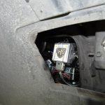 3シリーズ E90 320i ヘッドライトキセノン点いたり消えたり
