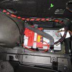 3シリーズ E91 320iツーリングMスポーツ バッテリとエンジンオイル交換