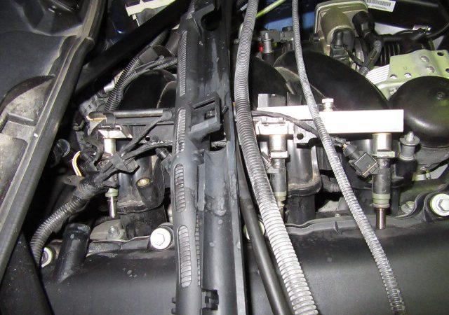 3シリーズ E90 320iMスポーツ 定期点検