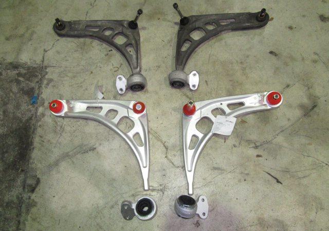 3シリーズ E46 318ti 修理とメンテナンス