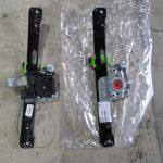 3シリーズ E90 320iMスポーツ 左リアパワーウインドレギュレータ交換