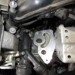 3シリーズ E90 320i エンジンオイル漏れ