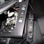3シリーズ E46 318iツーリングMスポーツ パワーウインドースイッチ交換