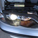 3シリーズ E46 318iMスポーツ 右ヘッドライト不灯