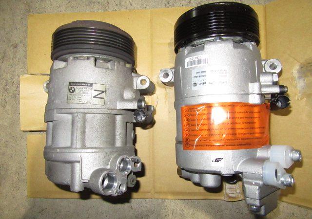 3シリーズ E46 318iMスポーツ エアコン修理
