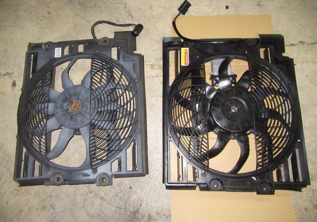 5シリーズ E39 530iオーバーヒートとエアコン効かない修理