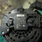 1シリーズ E87 120iオルタネータ交換