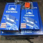 3シリーズ E90 320i ブレーキ交換
