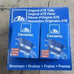 3シリーズ E46 318CiMスポーツ  ブレーキ交換