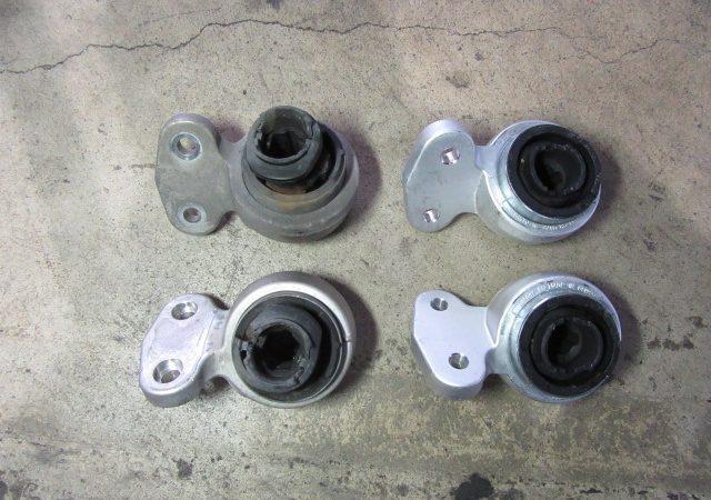 3シリーズ E46 318iツーリング 車検
