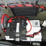 3シリーズ E90 323iバッテリ交換