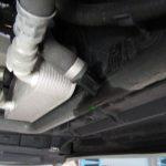 3シリーズ E46 318iツーリング 冷却水漏れ