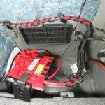 3シリーズ E90 320i 25thアニバーサリー バッテリ交換